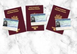 Passeport ET Carte Nationale d'Identité - 3 personnes