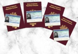 Passeport ET Carte Nationale d'Identité - 4 personnes