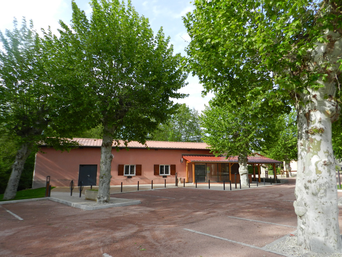 Salle de quartier du hameau de Proulieu